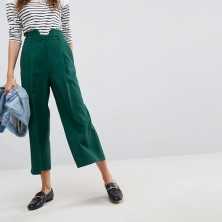 ASOS Tailored - Jupe-culotte avec encoches